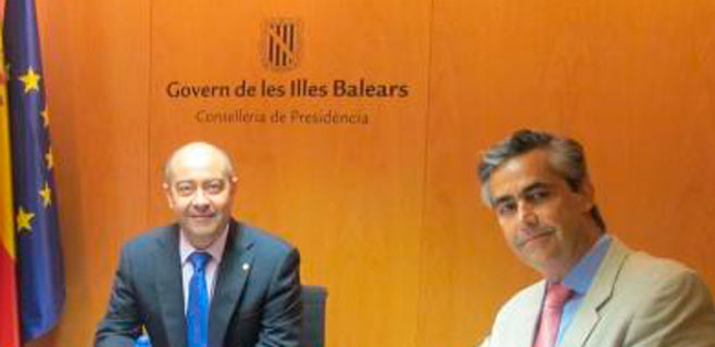 Palma acogerá el lunes una cumbre bilateral Balears-France sin precedentes