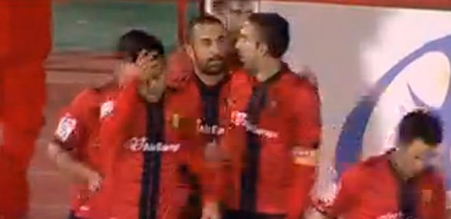 El Real Mallorca se merienda al Mirandés (2-0) y ve el playoff a 5 puntos