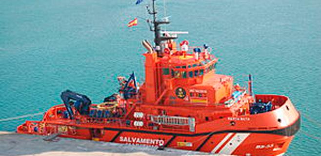 Remolcado un buque que llevaba varias horas a la deriva a 25 millas de Sóller
