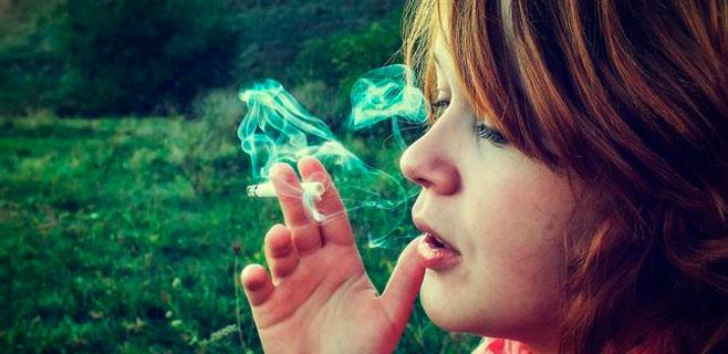 Después de la menstruación entran más ganas de fumar