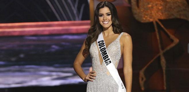 Miss Colombia se convierte en Miss Universo