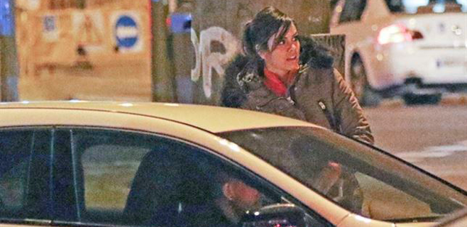 Cristina Pedroche y David Muñoz ya no se esconden