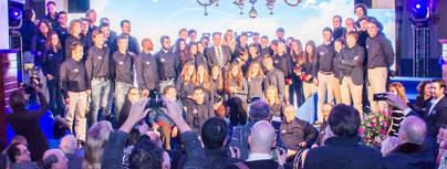 El Club Náutico de Palma homenajea a sus deportistas por su 'esfuerzo y dedicación'