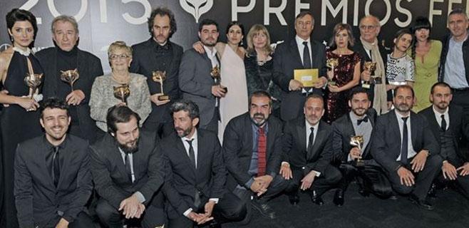 La isla mínima arrasa en los Premios Feroz