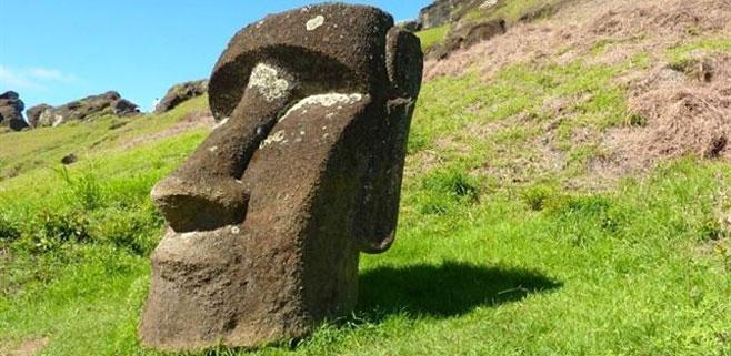 Los Rapa Nui desaparecieron al diezmar su entorno