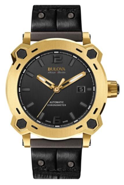 Bulova saca al mercado el primer reloj del mundo fabricado en oro puro de 24 kilates