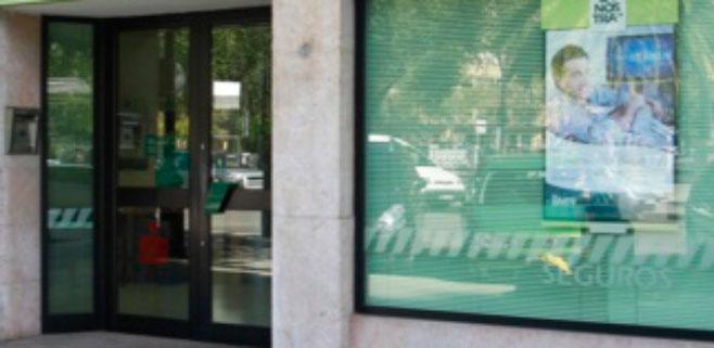Dos detenidos por atracar un banco en Passeig Mallorca hace cuatro meses