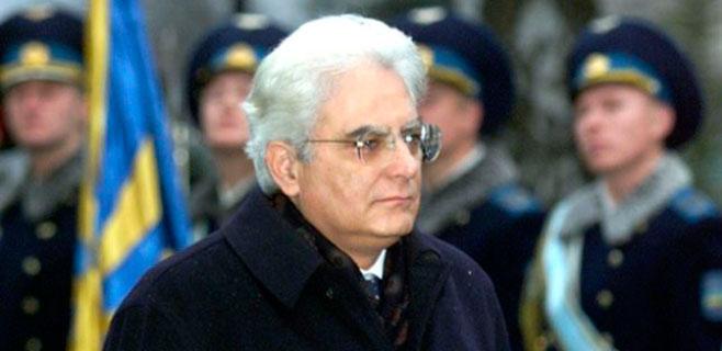 Sergio Mattarella es el nuevo presidente de Italia