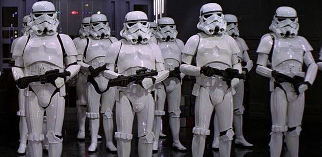 La primera mujer stormtrooper en la nueva Star Wars