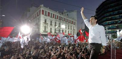 SYRIZA saca tres puntos de ventaja a los conservadores