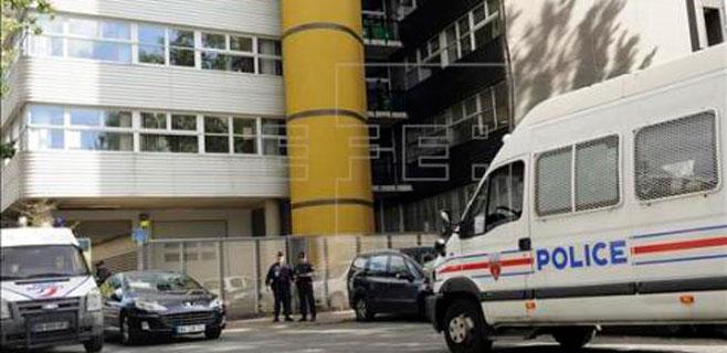 Se entrega uno de los asesinos de Charlie Hebdo