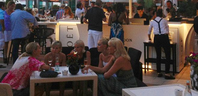 Los turistas extranjeros gastaron en Balears un 12,7% más que en 2014