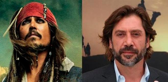 Javier Bardem estará en Piratas del Caribe 5
