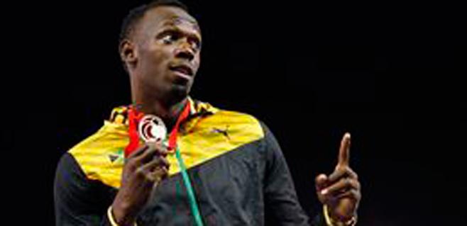 Bolt retrasa su retirada hasta después de Londres 2017