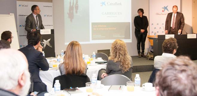 CaixaBank celebra una jornada con empresas familiares de Balears