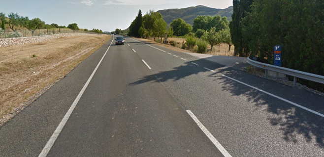 Fallece una mujer de 34 años en una accidente de tráfico en Sa Pobla