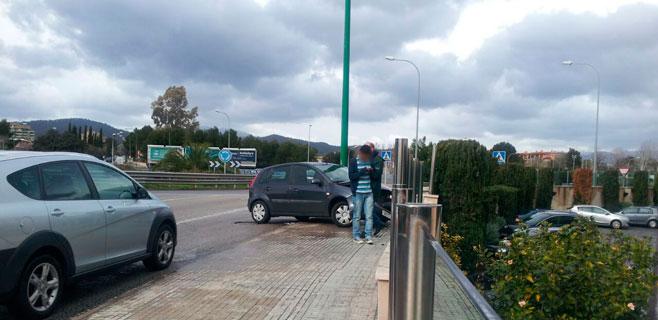 Segundo choque contra la Guardia Civil en una semana