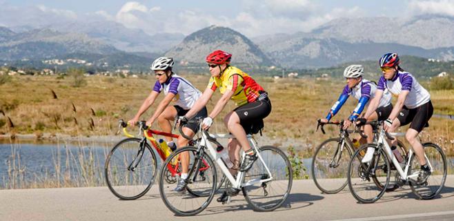 El negocio cicloturista reclama una mejora de las carreteras de Mallorca