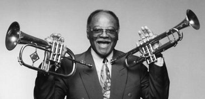 Muere el legendario trompetista Clark Terry