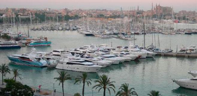 Balears tiene la mayor concentración de amarres con 1 por cada 50 habitantes