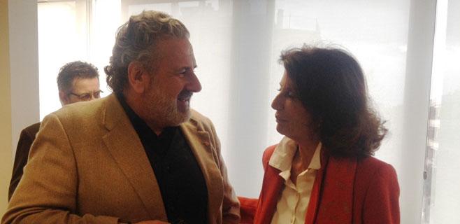 Carmen Planas planifica con Bernat Coll la entrada de PIMECO en la CAEB
