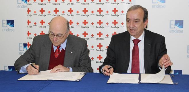 Endesa colabora con Creu Roja en