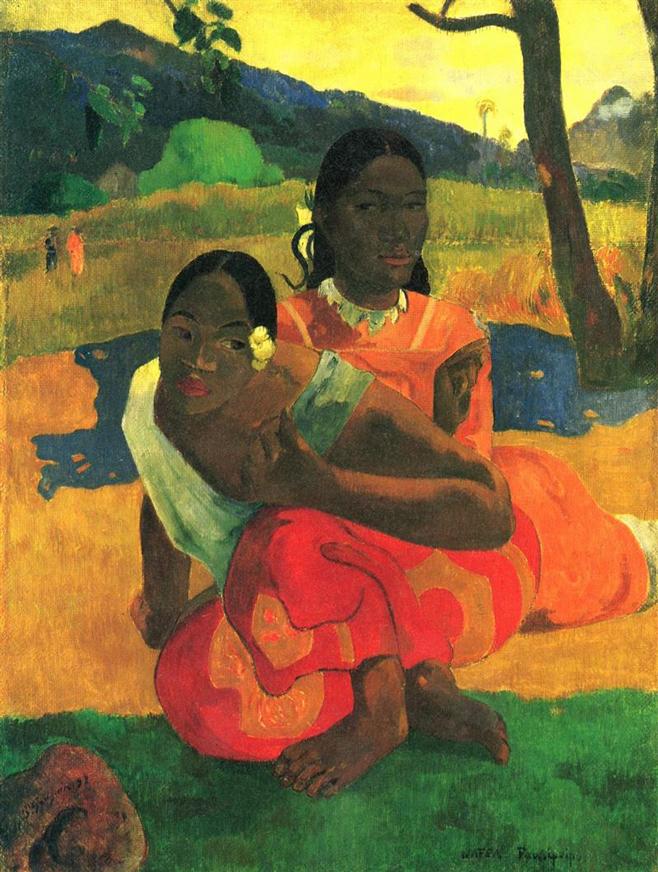 Un cuadro de Gauguin, la obra de arte más cara de la historia