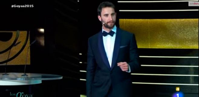 Dani Rovira repetirá como presentador de los Goya