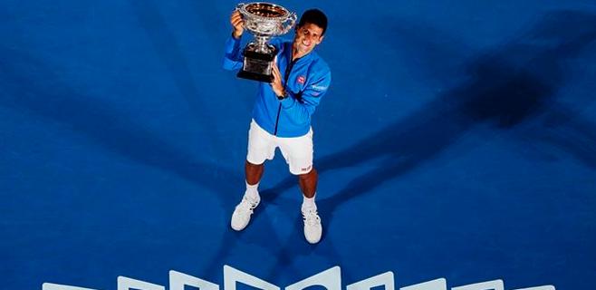 Djokovic reconquista Australia