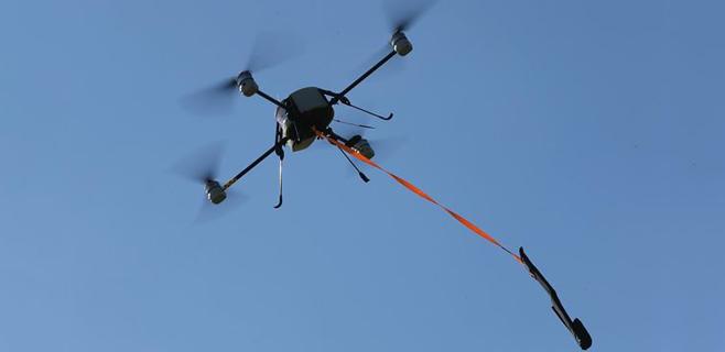Endesa usará drones para revisar sus líneas