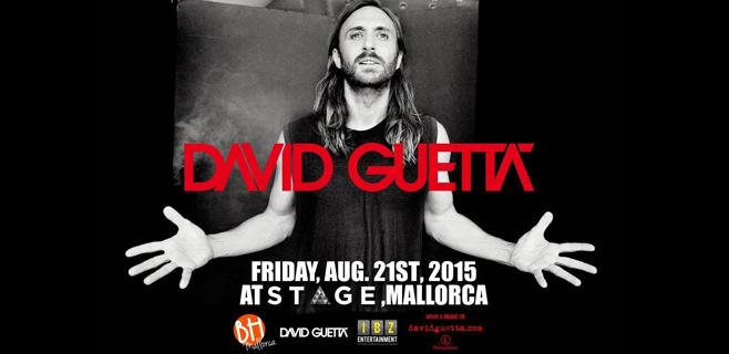 David Guetta vuelve este verano a Magaluf
