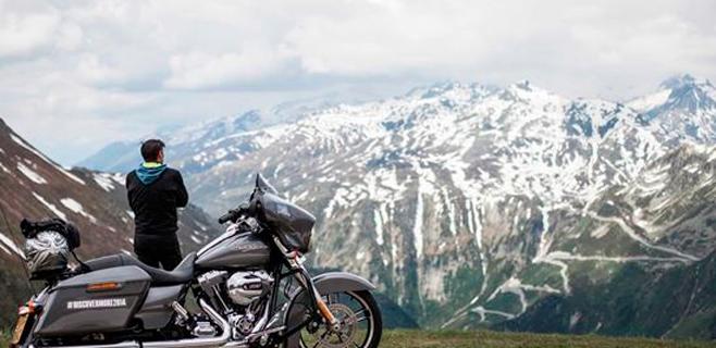 Harley-Davidson ofrece el puesto de trabajo ideal