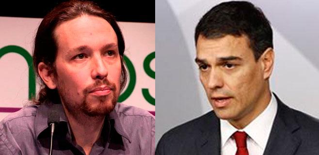 Los lectores dan por perdida la remontada del PSOE frente a Podemos
