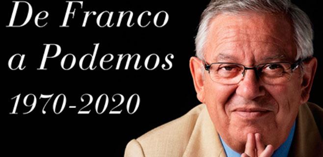 Fernando Jáuregui saca libro de la historia reciente de España