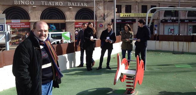 El Casino Teatro Balear pide que se revoquen los acuerdos de Urbanismo