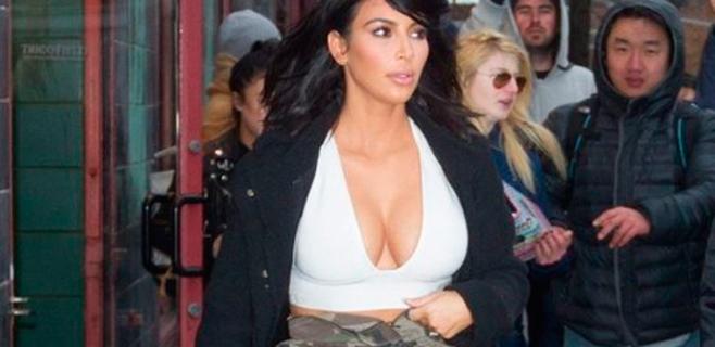 Kim Kardashian deslumbra con su nuevo estilo