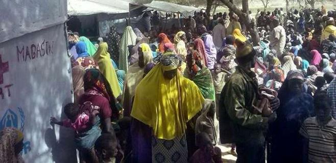 Boko Haram pone en libertad a 158 mujeres y niños