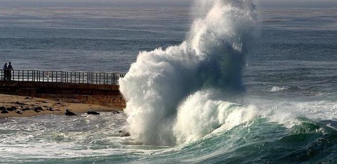 Los ríos solo aportan un 20% del agua de los océanos
