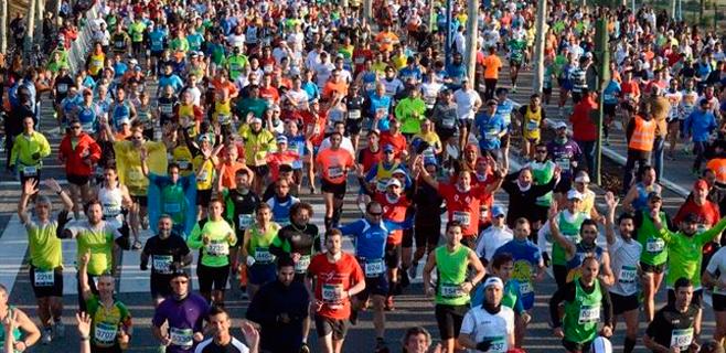 El 85% de los corredores de maratón no alcanza la meta