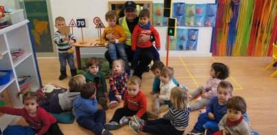 Marratxí forma a sus niños en educación viaria
