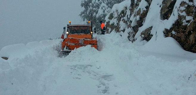 El frío de febrero hizo aumentar la demanda eléctrica un 12% en Mallorca