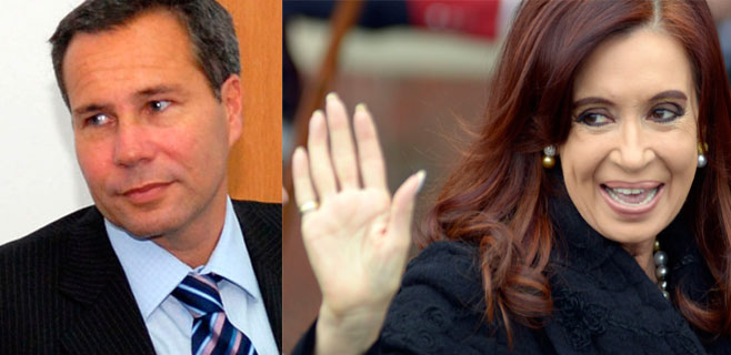 El fiscal Nisman pedía la detención de Cristina Fernández