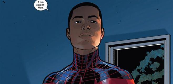 El nuevo Spiderman será negro o latino