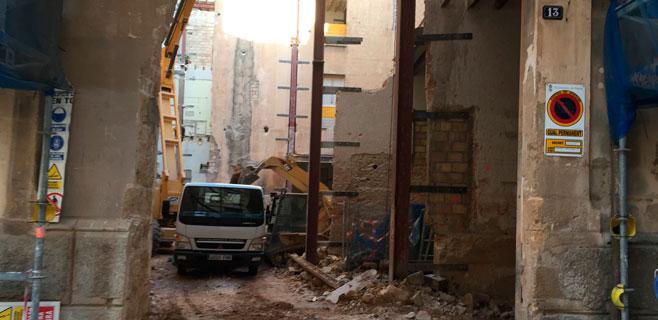 Cort autoriza un cambio de usos a 50 metros del Casino Teatre Balear
