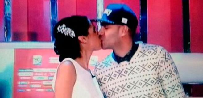 Omar y Lucía de Gran Hermano 15 se casan