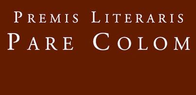 5.400€ para los Premis Literaris Pare Colom 2015