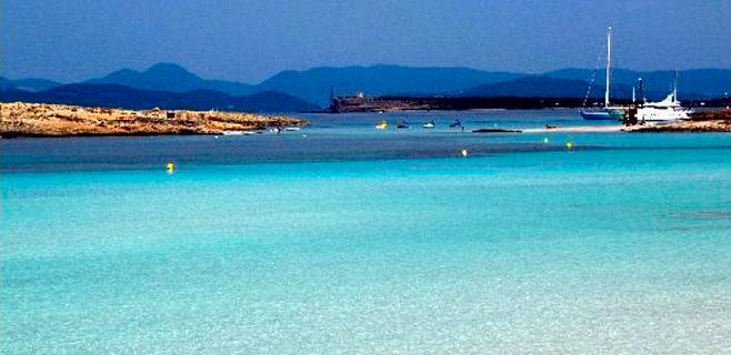 La playa de Illetes en Formentera, 5ª mejor playa del mundo