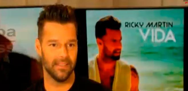 Madonna intentó ligarse a Ricky Martin