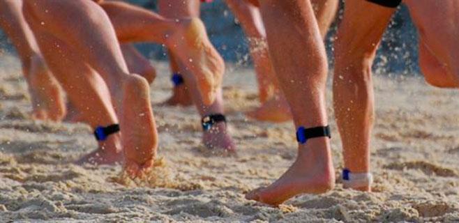 Correr descalzo es la nueva tendencia en el running
