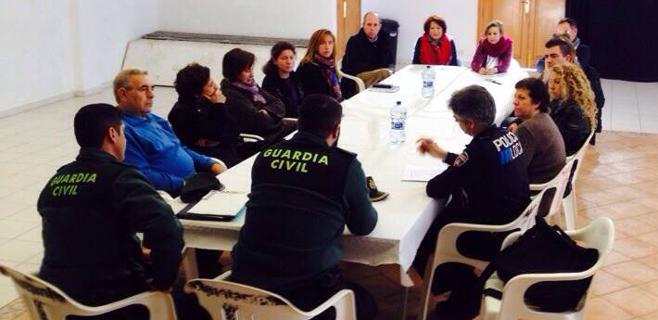 Policía y Ayuntamiento luchan por mejorar la seguridad en Cala d'Or
